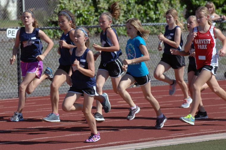 holicong middle school track meet