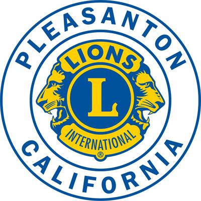 Pleasanton Lions Club Logo