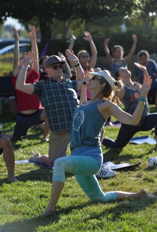 Liv Yoga Day 06-21-19 275