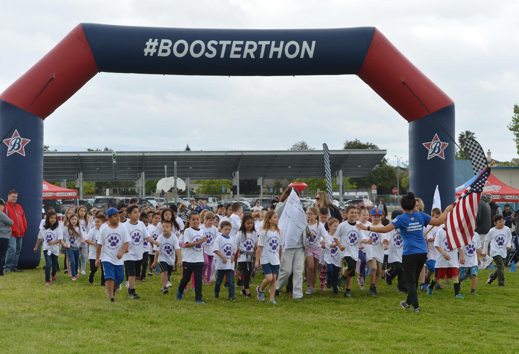 Boosterthon fun run prizes 2018 presidential election