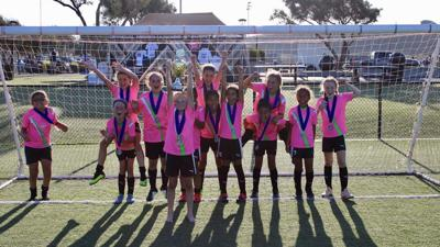 West Coast Soccer Wolfpack 09 Girls