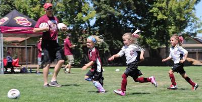 Livermore Fusion Soccer Club's U6