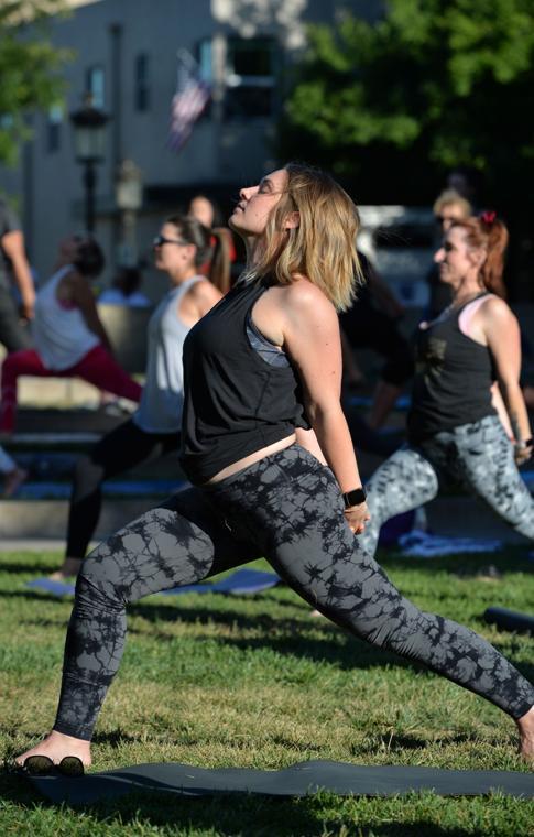 Liv Yoga Day 06-21-19 328