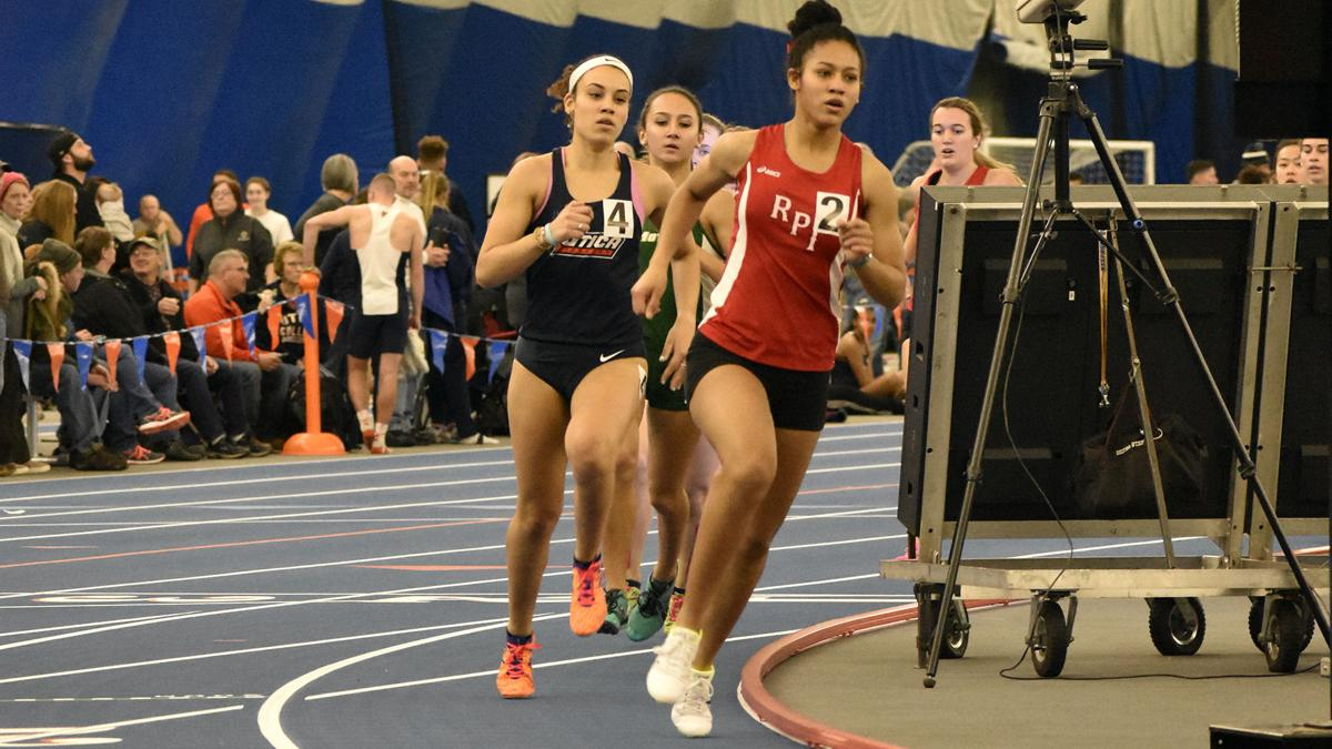 Perez Named ECAC Track Athlete of the Month at (RPI)