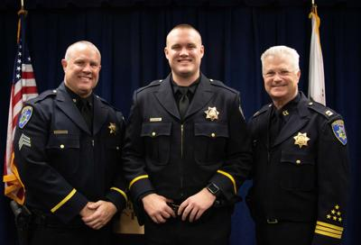 Pleasanton Police Department Welcomes New Officer Jimmy Boland