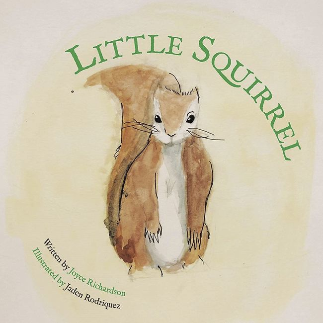 """Little Squirrel"""