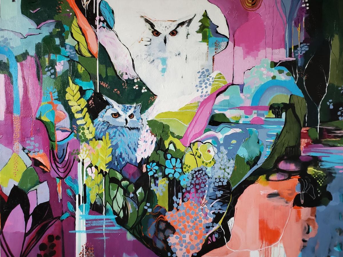 Artwork by Lynda Briggs