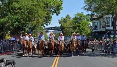 """Last Ride"" Kicks Off Alameda County Fair"