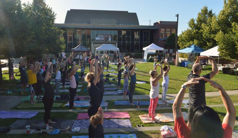Liv Yoga Day 06-21-19 596