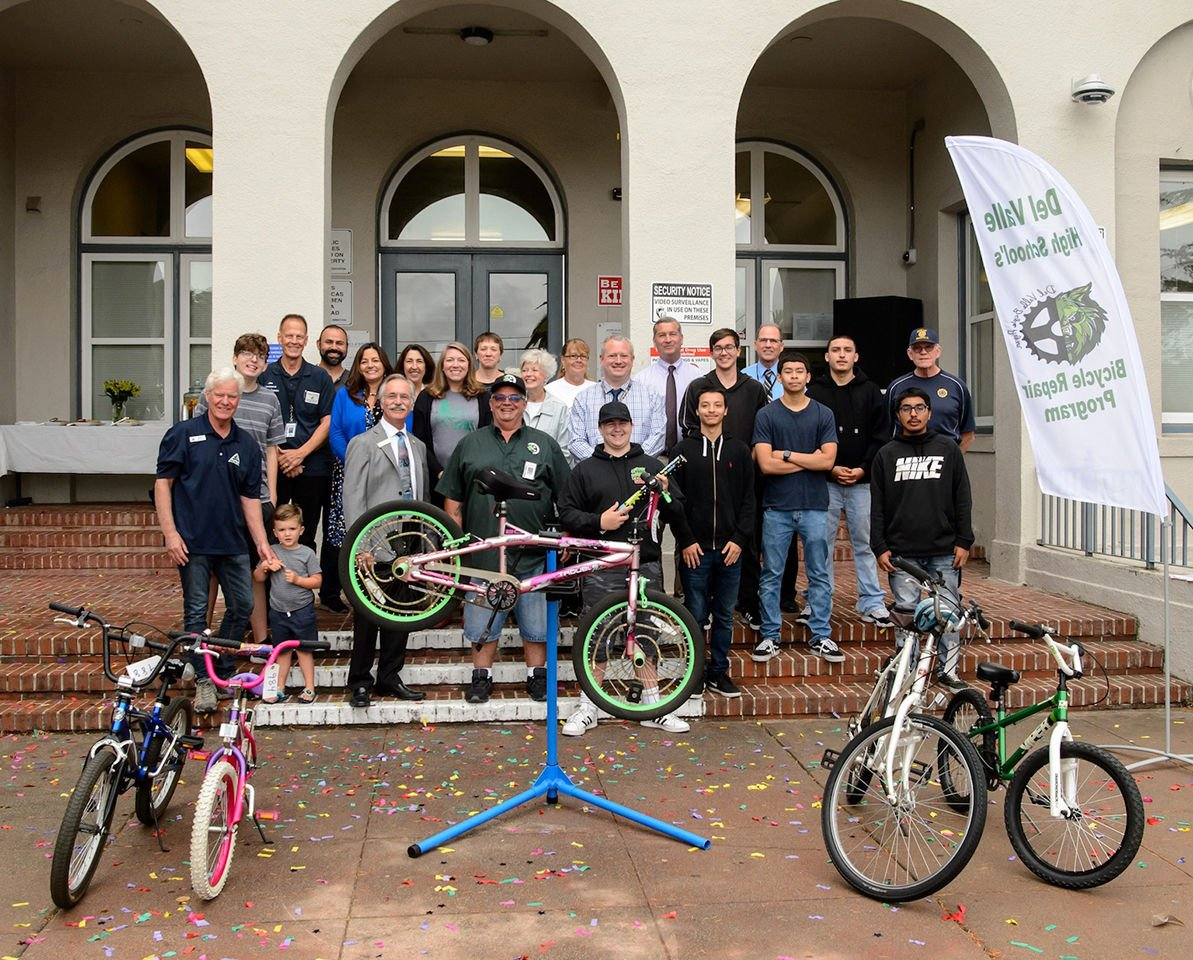 Bicycles for the Community