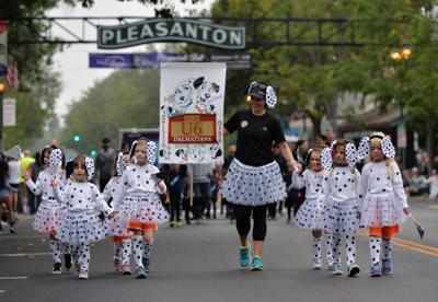 The Annual Pleasanton Soccer Parade