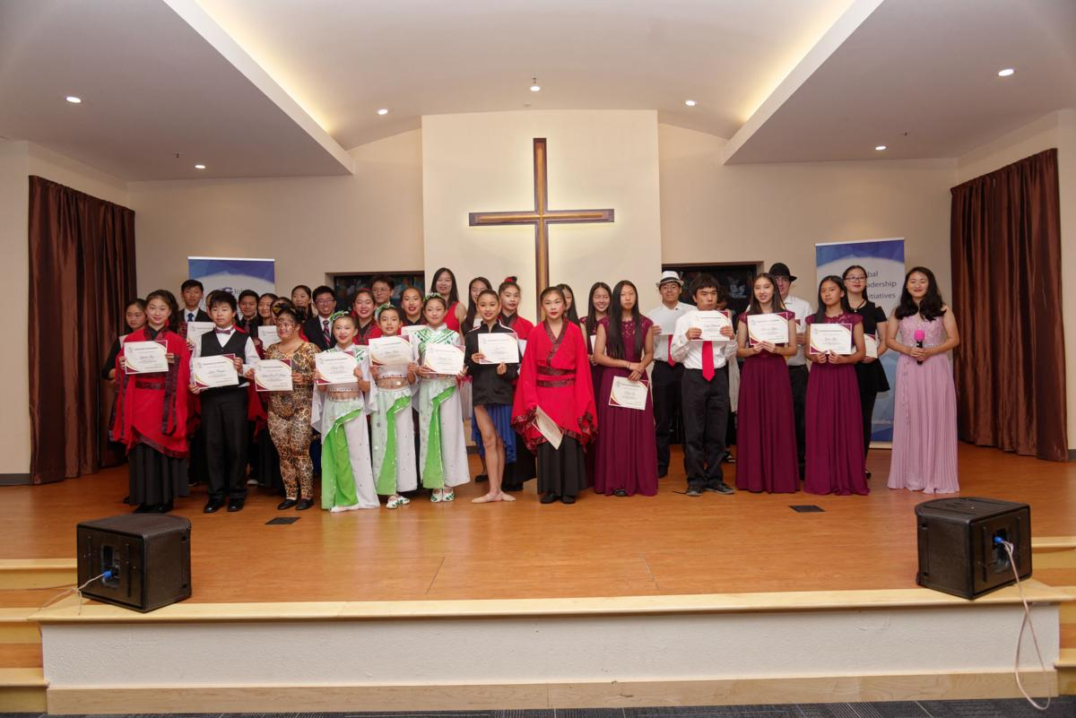 GLIFY Talent Show Performers Award Ceremony