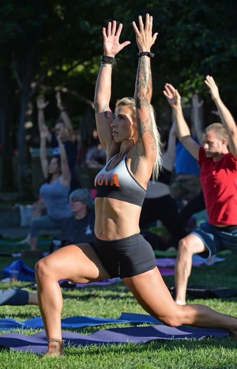 Liv Yoga Day 06-21-19 297