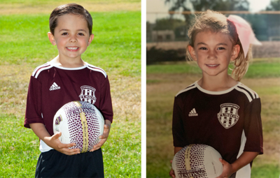 Fusion Soccer Club's Players of the Week