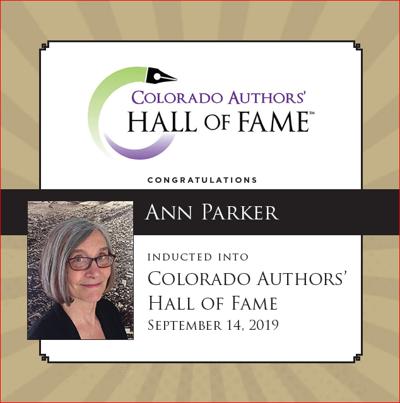 Author Ann Parker