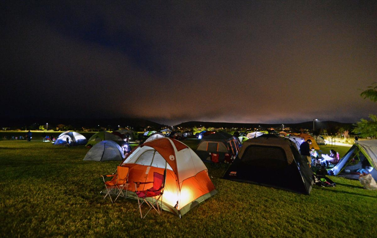 Final Campout of the Season Held in Dublin | | independentnews com