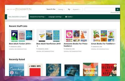 Pleasanton Online Library