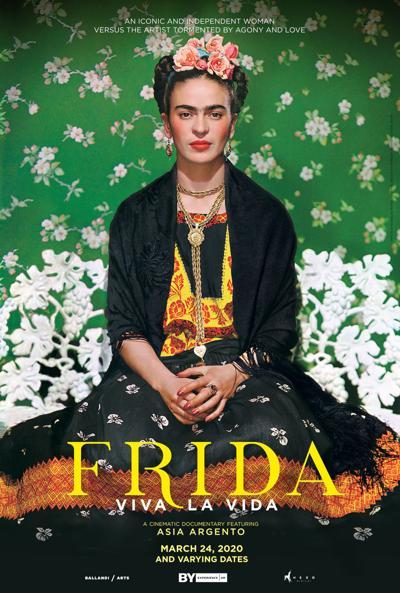 Four Continuing Series  - Frida VivaLaVida