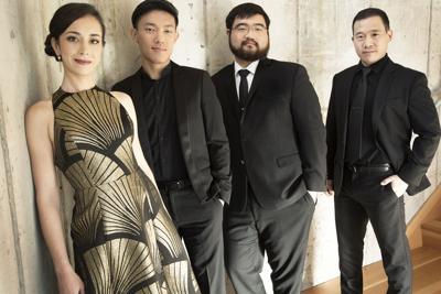 Grammy Award-winning Parker Quartet