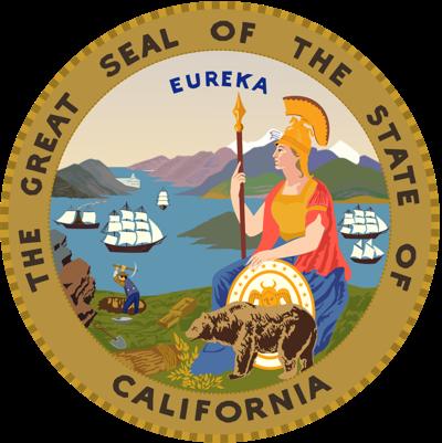 California State Seal Logo