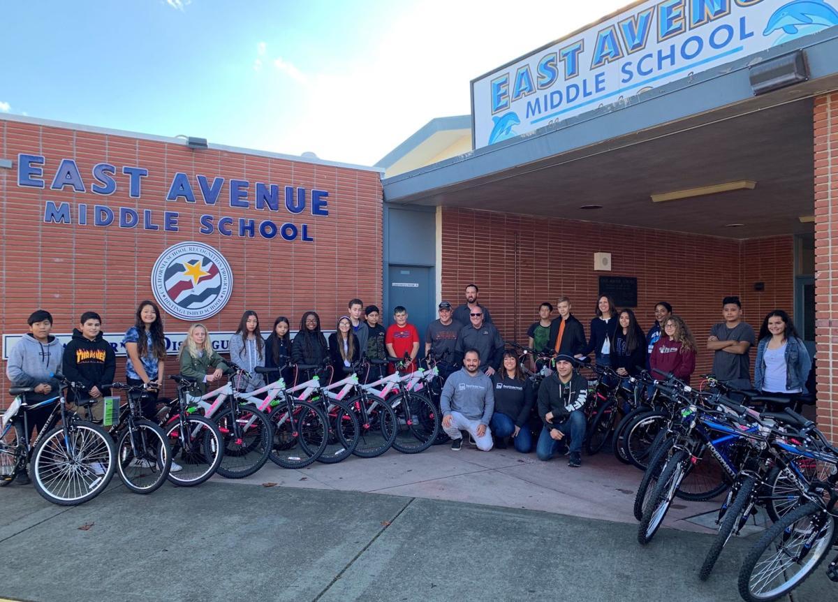 LVCBF Donates Bicycles 1.jpg