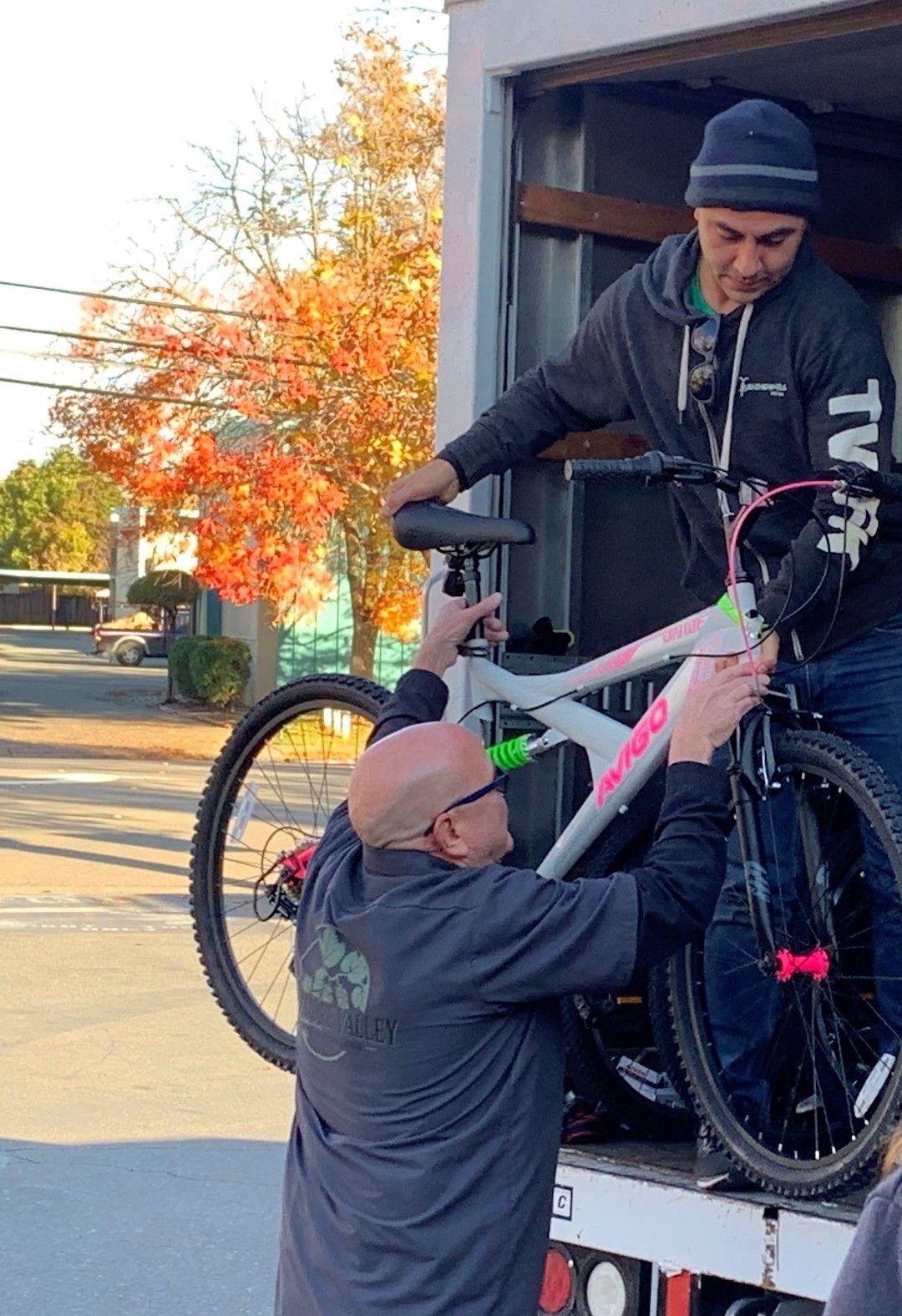 LVCBF Donates Bicycles 2.jpg