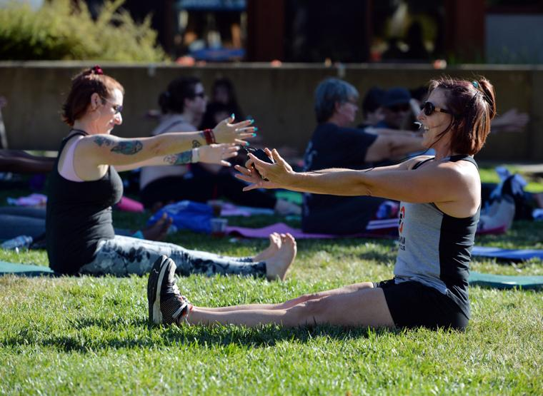 Liv Yoga Day 06-21-19 073