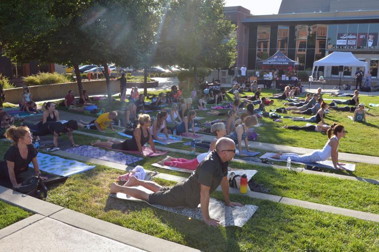 Liv Yoga Day 06-21-19 653