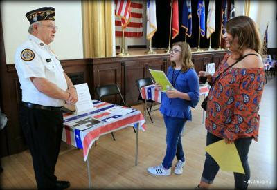 Pleasanton American Legion Post 237 2018 Open House Veterans Memorial Hall