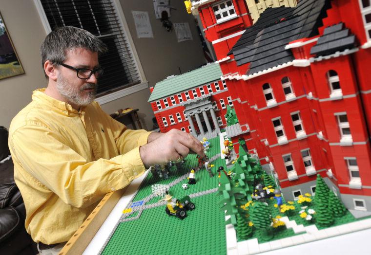 The Bricksburg Technological University series