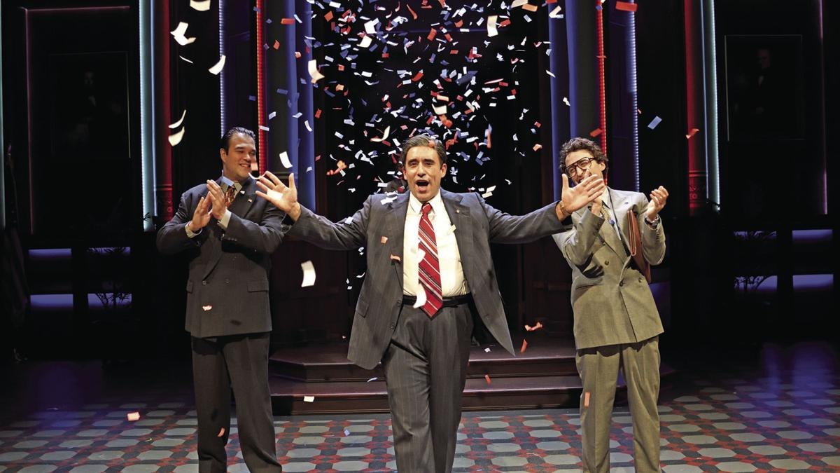 Divine Providence: Trinity Rep's take on Buddy Cianci delivers