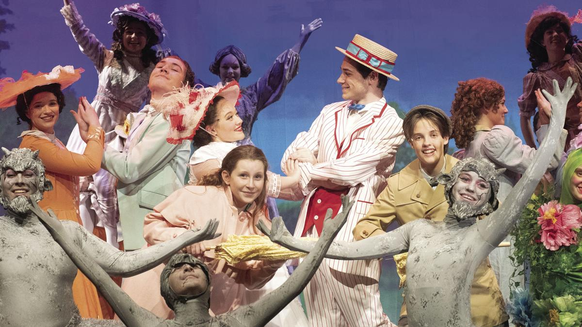 'Mary Poppins' floats into North Kingstown this weekend