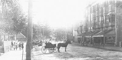 Main Street Wakefield