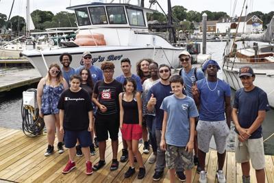 Summer Shark Camp