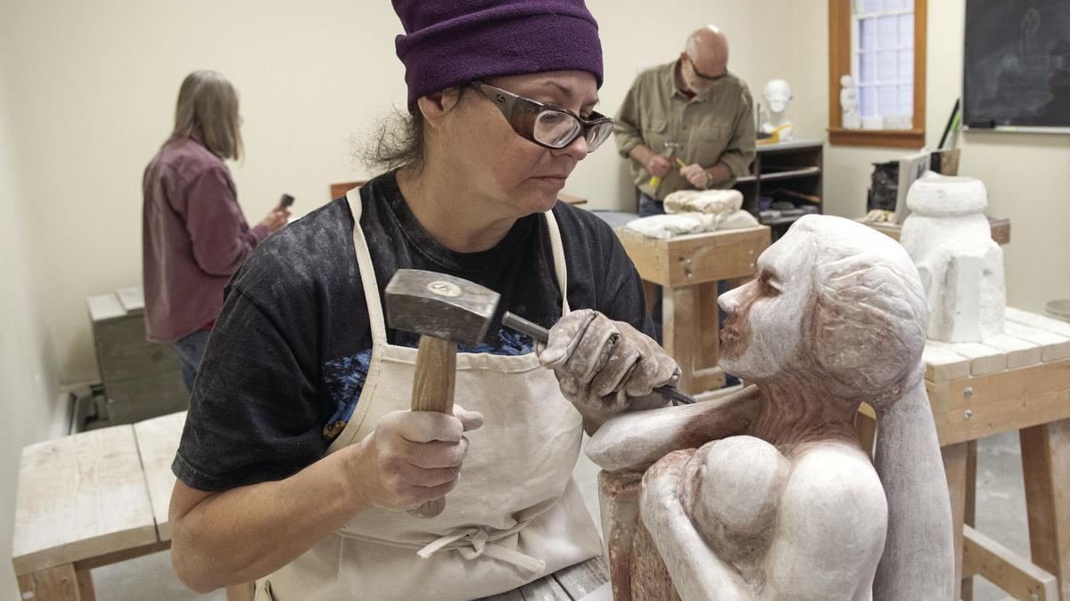 South County Art Association's winter programs are tailored to find, nurture your inner artist
