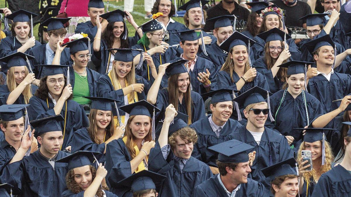 SK graduates lauded for 'superhero' effort through pandemic