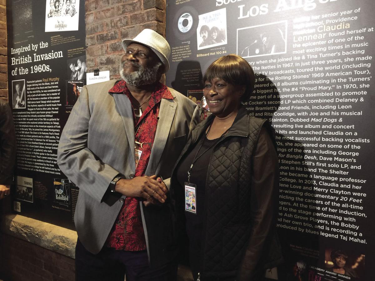 Rhode Island Music Hall of Fame welcomes class of 2019