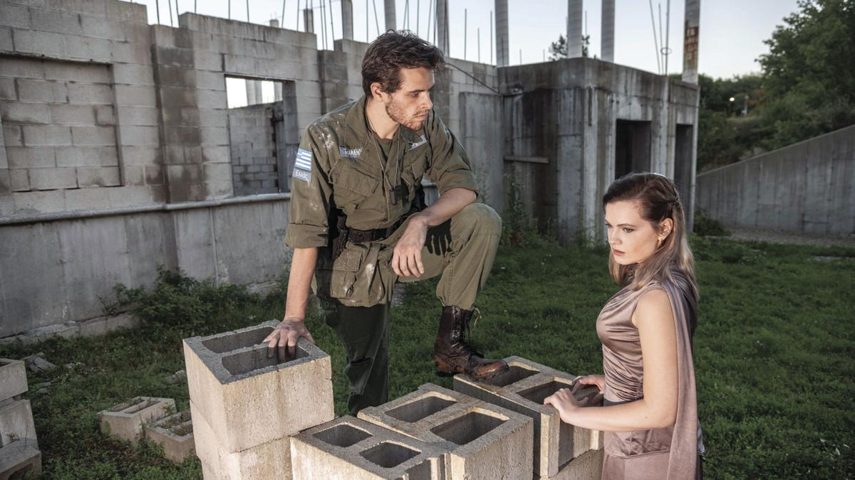 Resonant, enthralling production of 'Women & War' kicks off season for URI Theatre