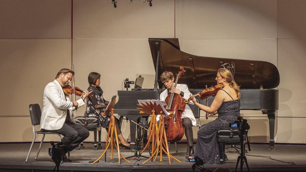 Kingston Chamber Music Festival makes noteworthy return