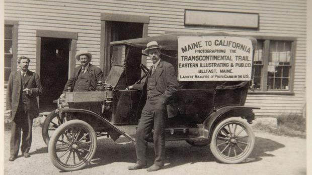 The past is prologue: Postcards offer rare glimpses into the rich history of South County