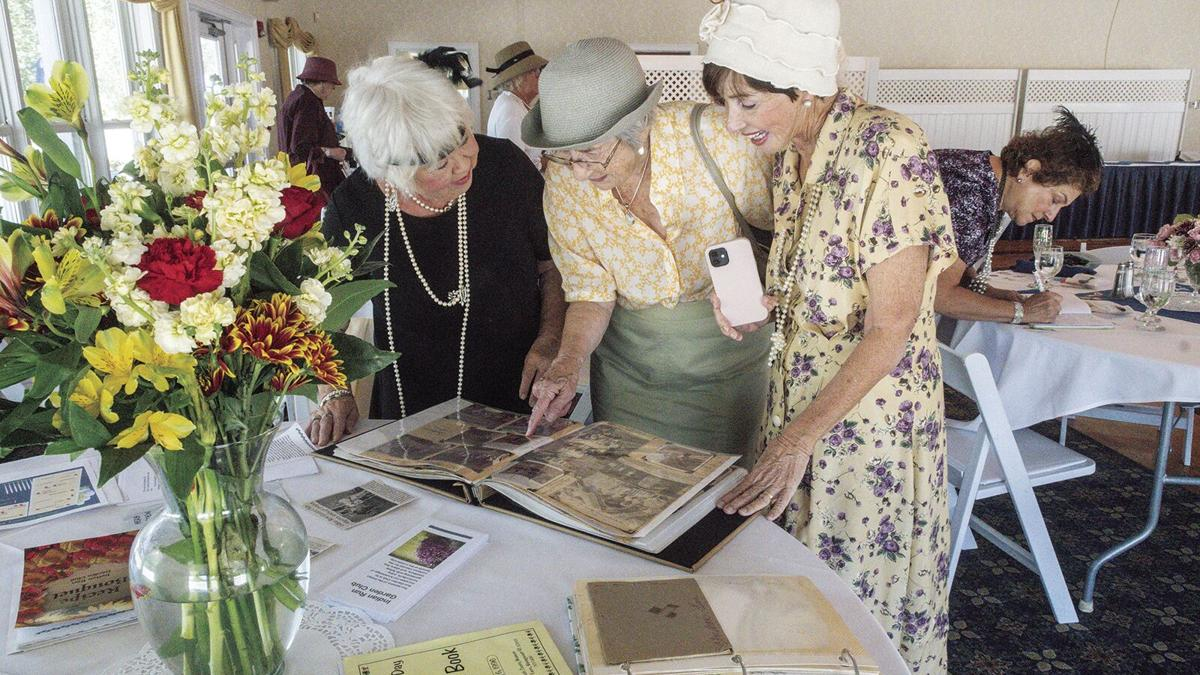 There's nothing 'garden variety' about the now 100-year-old Indian Run Garden Club
