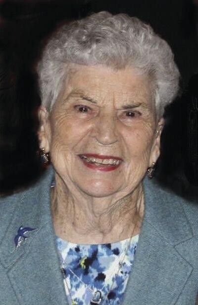 Priscilla M. Ainsworth