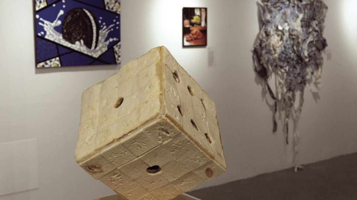 Hera Gallery's newest exhibit gets quite a rise out of artists
