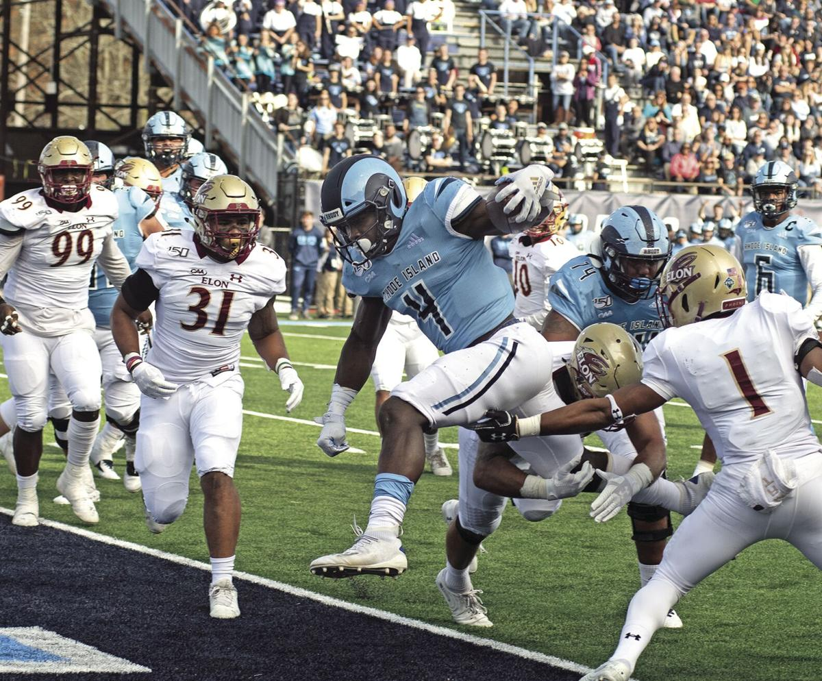 Spring schedule set for Rhody football | Sports | independentri.com