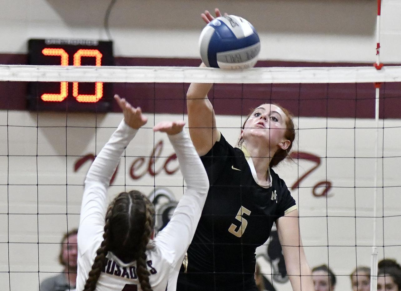 Volleyball Preview Nk Focused On Work In Title Defense Sports
