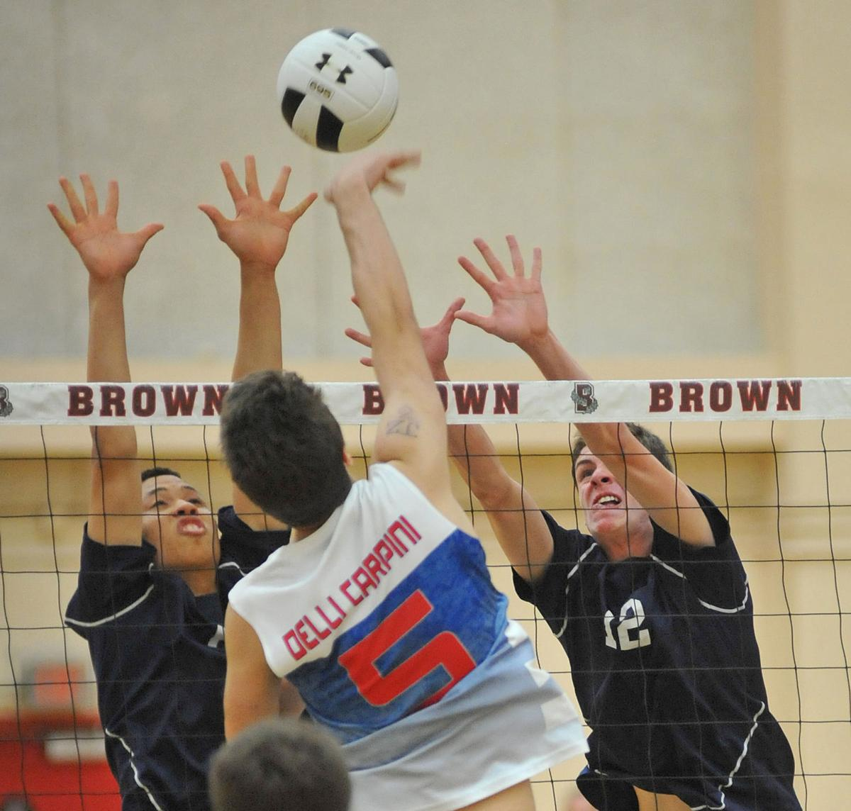 Boys Volleyball Preview Sk Defending Title Nk Has New Look