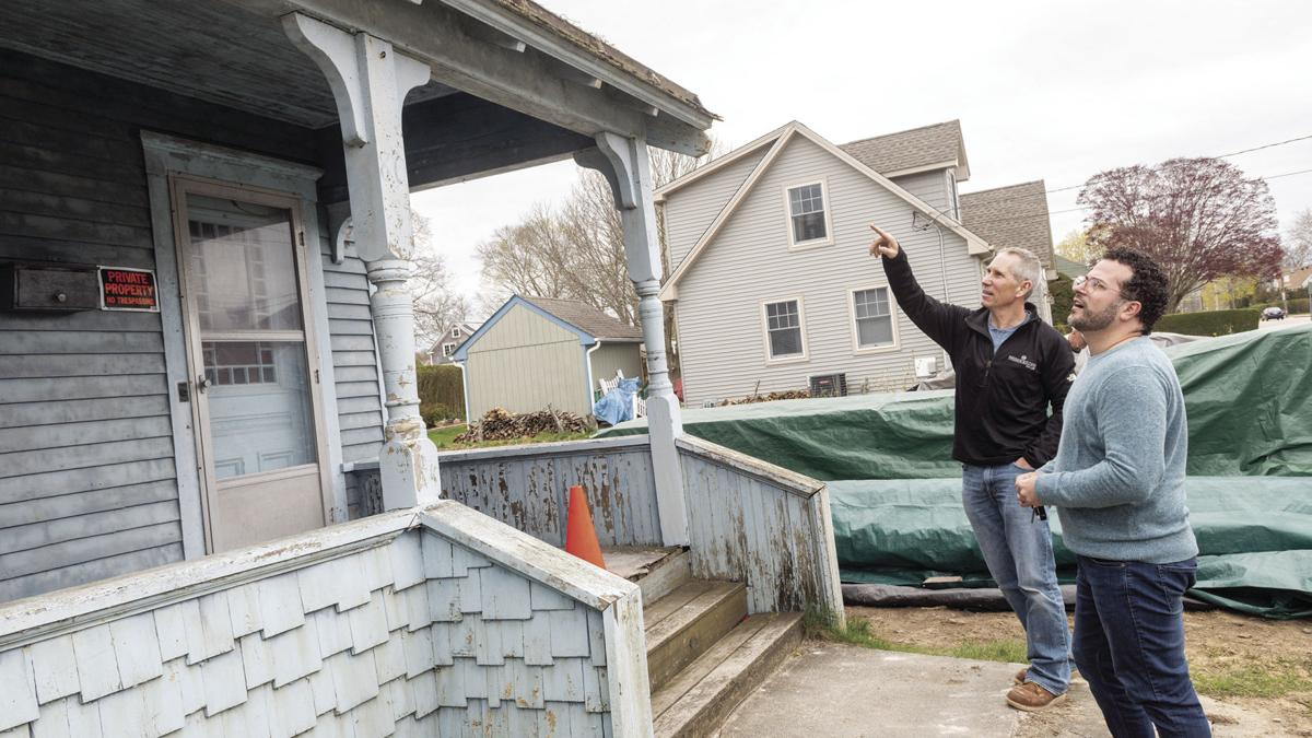 History in the Making: A long forgotten property gets a new lease on life
