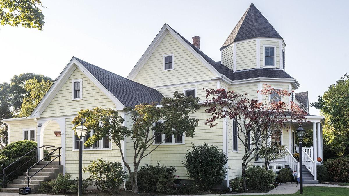 The View From Swamptown: Joseph Rhodes Horton House has seen its share of owners