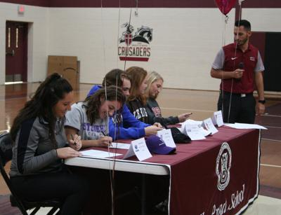 Prout signings