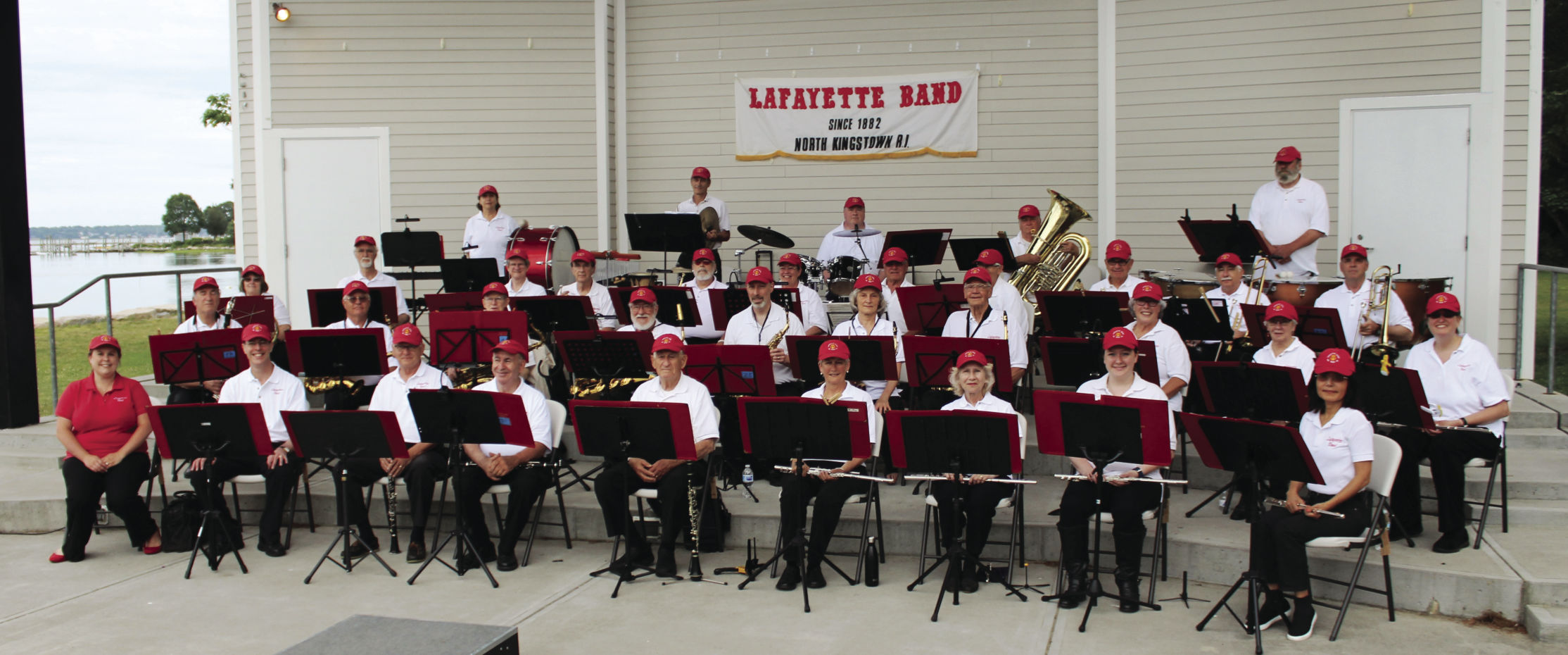 Lafayette Band readies for annual summer concert series